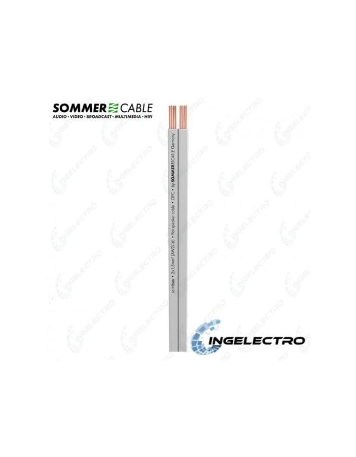 Cable para Parlante por Metros SOMMER SC-TRIBUN 415-0310