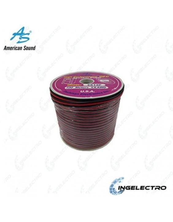 Cable para Parlante por Metros American Sound SOUNDPLUS 2X18