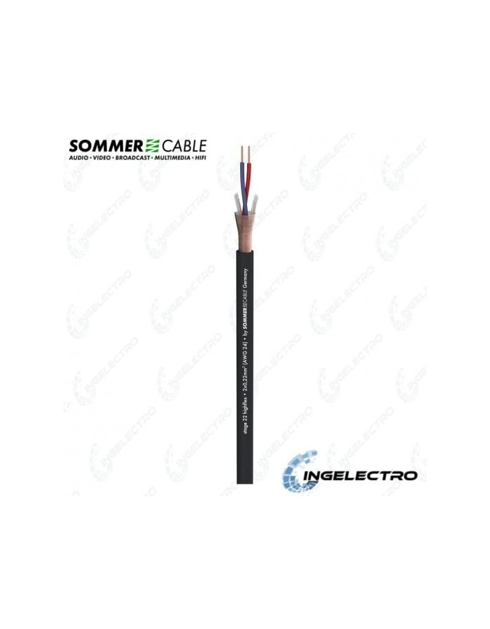 Cable para Micrófono por Metros SOMMER STAGE 22 HIGHFLEX 200-0001