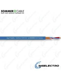 Cable para Micrófono por Metros SOMMER STAGE 22 HIGHFLEX 200-0002
