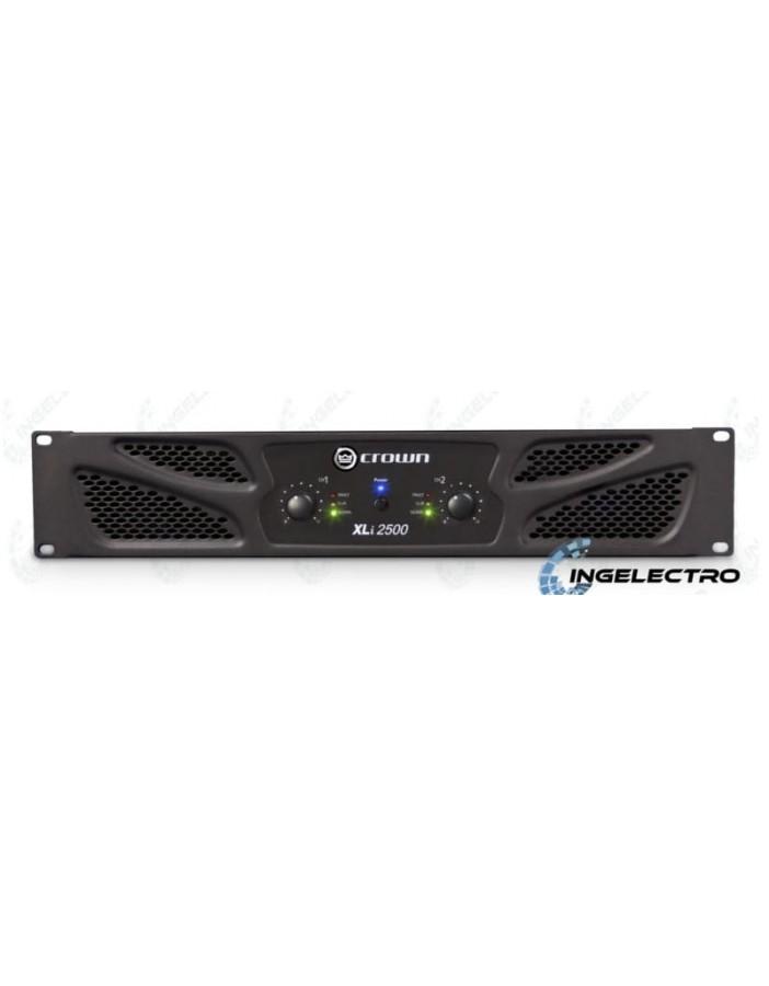 Amplificador de Potencia Crown XLI-2500 750W