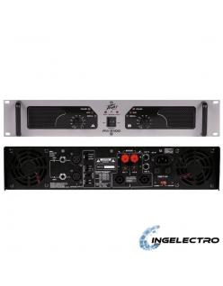 Amplificador de Potencia Peavey® PVI-2500 690W
