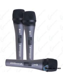 MicrofonoAlambricoVocalSennheiser E835