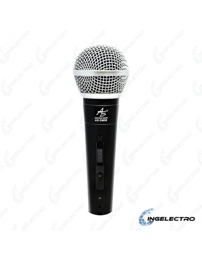 MicrofonoAmerican SoundTDM 231
