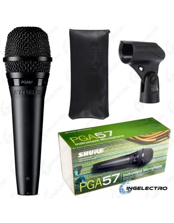 Microfono  Shure PGA57-LC