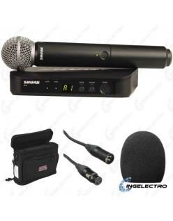 Microfono Inalambrico Vocal...