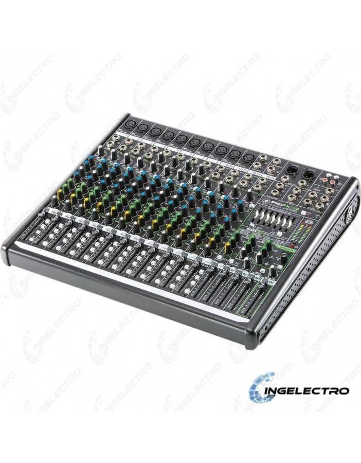 Mezclador Analogo Mackie PRO FX16V2