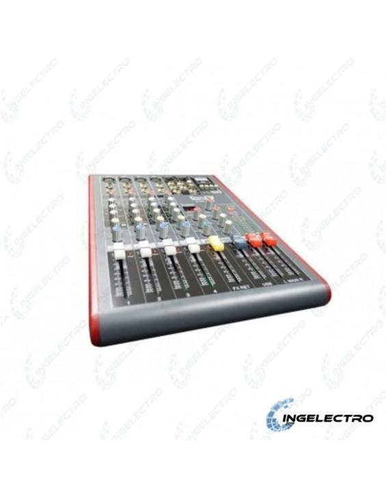 Mezclador Analogo PRO DJ CH4 USB