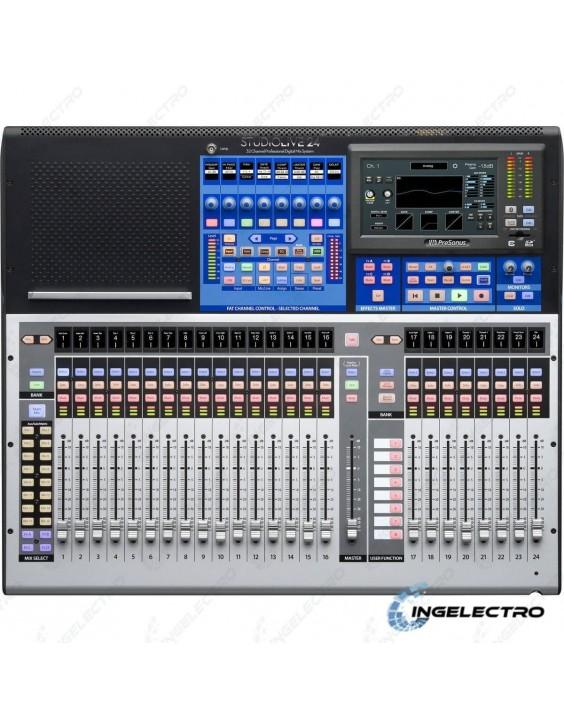 Mezclador DigitalPresonus Studiolive 24