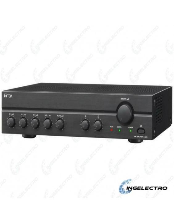 Amplificador de Instalación TOA A-2060