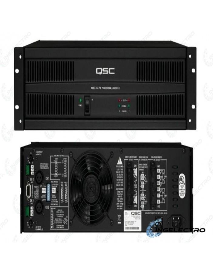Amplificador de LineaQSC ISA300Ti