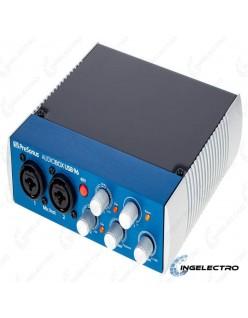 Interfaz Presonus AUDIOBOX USB96