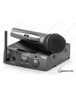 Microfono de Mano Vocal Akg WMS-40-Mini