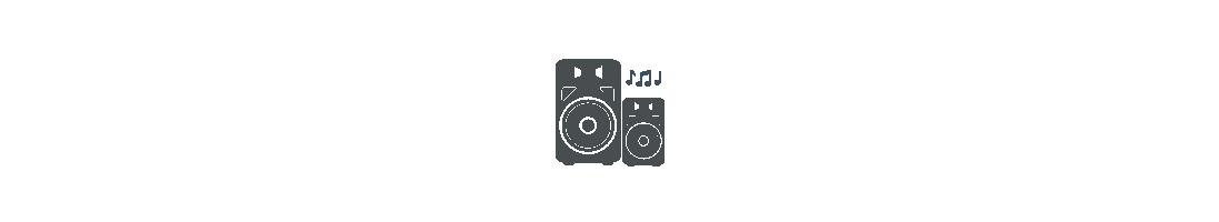 ▷ Cabinas de sonido | Cabinas Activas - Cabinas Pasivas | Ingelectro S.A.S